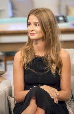 MILLIE MACKINTOSH at Lorraine TV Show in London 08/18/2017