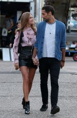 MILLIE MACKINTOSH Out and About in London 08/11/2017