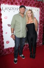 MINDY ROBINSON at Karina Smirnoff Make Up Collection Launch in Beverly Hills 08/21/2017