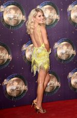 MOLLIE KING at Strictly Come Dancing 2017 Launch in London 08/28/2017