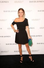 NADIA FAIRFAX at David Jones S/S 2017 Collections Launch in Sydney 08/09/2017
