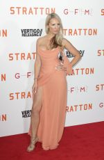 NAOMI ISTED at Stratton Premiere in London 08/29/2017