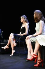 NAOMI WATTS and BRIE LARSON at New York Times Presents Timestalks 08/08/2017