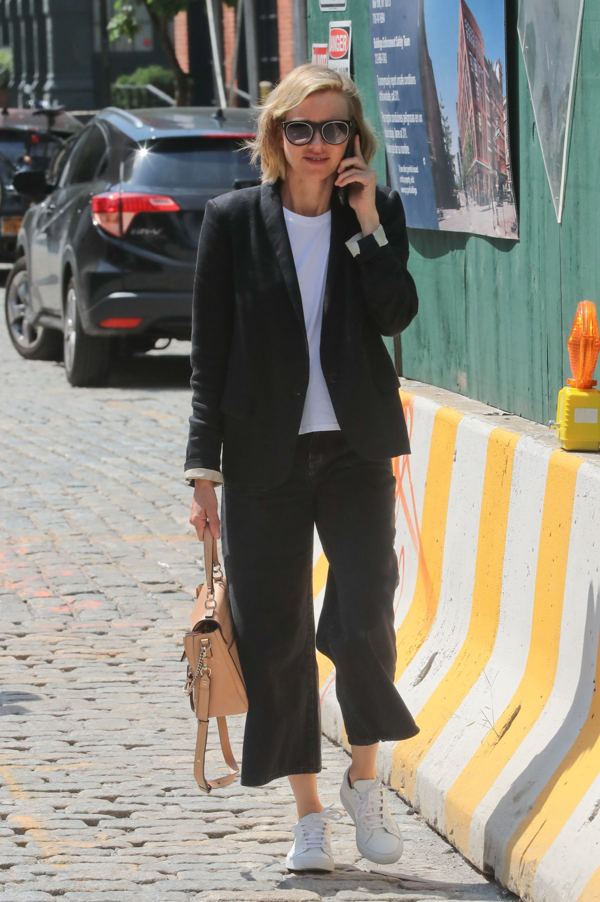 NAOMI WATTS Out and About in New York 08/10/2017