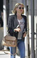NAOMI WATTS Out for Lunch in New York 08/09/2017