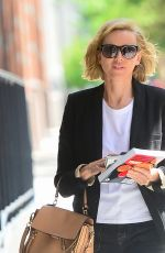 NAOMI WATTS Out in New York 08/16/2017