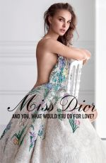 NATALIE PORTMAN for Miss Dior, 2017