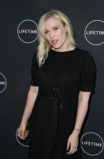 NATASHA BEDINGFIELD at Growing Up Supermodel Premiere in Studio City 08/16/2017