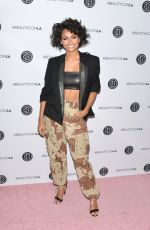 NAZANIN MANDI at Beautycon LA at LA Convention Center in Los Angeles 08/13/2017
