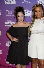 NIA SIOUX at Industry Dance Awards in Hollywood 08/16/2017