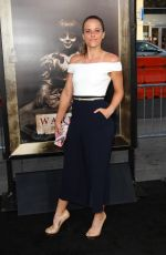 NICHOLE GIBBS at Annabelle: Creation Premiere in Los Angeles 08/07/2017