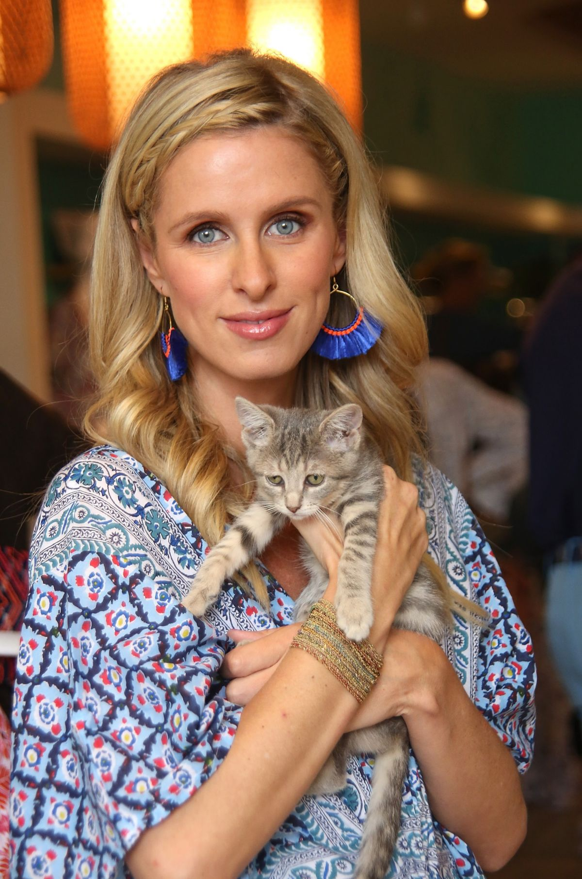 NICKY HILTON at Roller Rabbit Charity Shopping Event in New York 08/12/2017