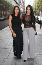 NIKKI and BRIE BELLA at Good Day New York in New York 08/22/2017