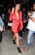 NINA DOBREV at Republic Records and Cadillac VMA After-party in West Hollywood 08/27/2017