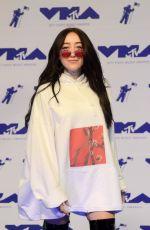 NOAH CYRUS at 2017 MTV Video Music Awards in Los Angeles 08/27/2017