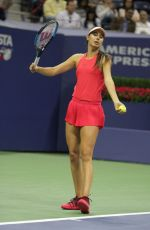 OCEANE DODIN at 2017 US Open Tennis Championships 08/30/2017