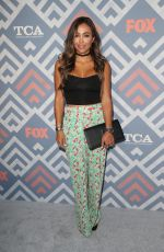 OCTOBER GONZALEZ at Fox TCA After Party in West Hollywood 08/08/2017