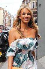 OLIVIA ATTWOOD at Her In the Style Press Day in London 08/16/2017