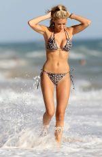 OLIVIA ATTWOOD in Bikini at a Beach in Portugal 08/10/2017