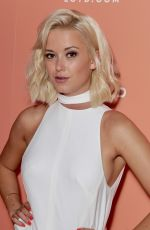 OLIVIA BENTLEY at LOTD Launch Party in London 08/16/2017