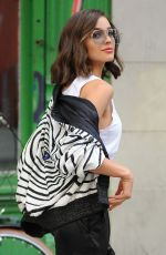 OLIVIA CULPO Leaves a Photoshoot in New York 08/16/2017