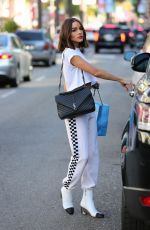OLIVIA CULPO Out Shopping in Beverly Hills 08/19/2017