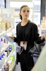 OLIVIA CULPO Shopping in New York 08/21/2017