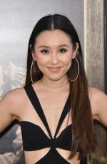 OLIVIA SUI at Annabelle: Creation Premiere in Los Angeles 08/07/2017