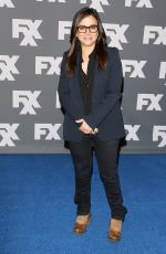 PAMELA ADLON at FX TCA Summer Press in Los Angeles 08/09/2017
