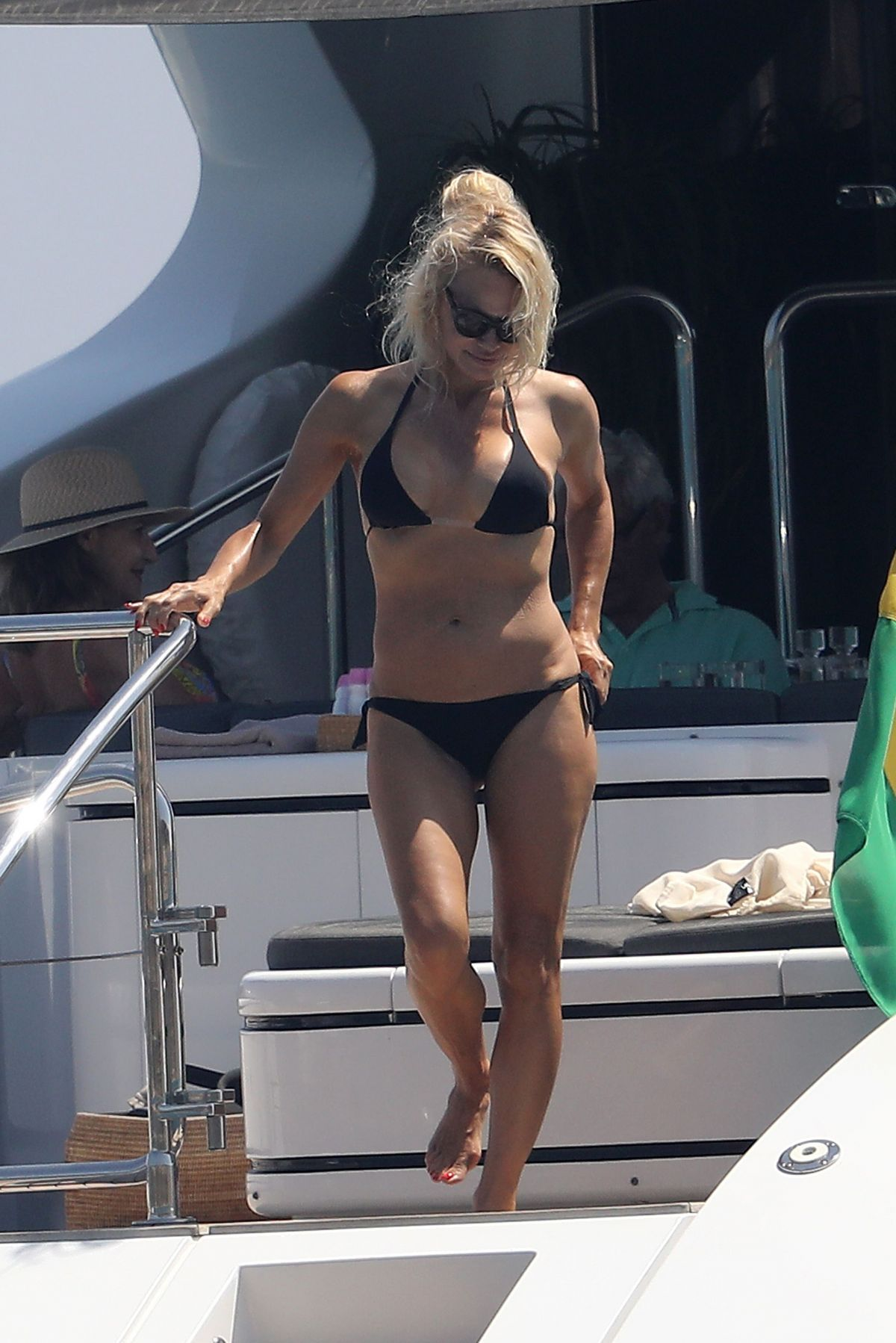Adrianne palick bikini