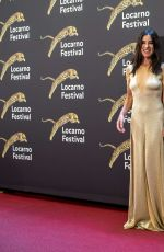 PAOLA TURCI at 70th Locarno Festival in Locarno 08/04/2017