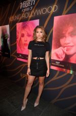 PARIS BERELC at Variety Power of Young Hollywood in Los Angeles 08/08/2017