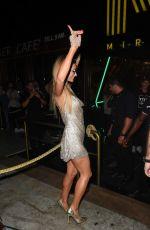 PARIS HILTON at Mirage Nightclub in Puerto Banus 08/13/2017