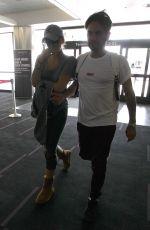 PARIS JACKSON at Los Angeles International Airport 08/28/2017