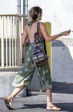 PARIS JACKSON Out and About in Malibu 07/16/2017