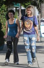 PARIS JACKSON Out for Lunch at Joan