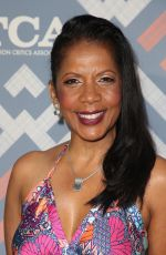 PENNY JOHNSON JERALD at Fox TCA After Party in West Hollywood 08/08/2017