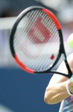 PETRA KVITOVA at 2017 US Open Championships in New York 08/28/2017