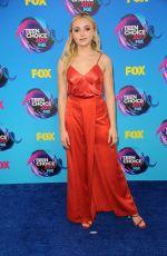 PEYTON ROI LIST at Teen Choice Awards 2017 in Los Angeles 08/13/2017