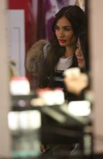 PIA MIA PEREZ at Mark Cosmetics Opened World