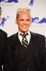 PINK at 2017 MTV Video Music Awards in Los Angeles 08/27/2017