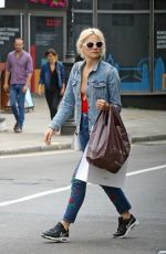 PIXIE LOTT Out Shopping in Cheshire 08/08/2017
