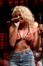PIXIE LOTT Performs at Manchester Pride 08/25/2017