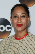 Pregnant TRACEE ELLIS ROSS at Disney/ABC TCA Summer Tour in Beverly Hills 08/06/2017