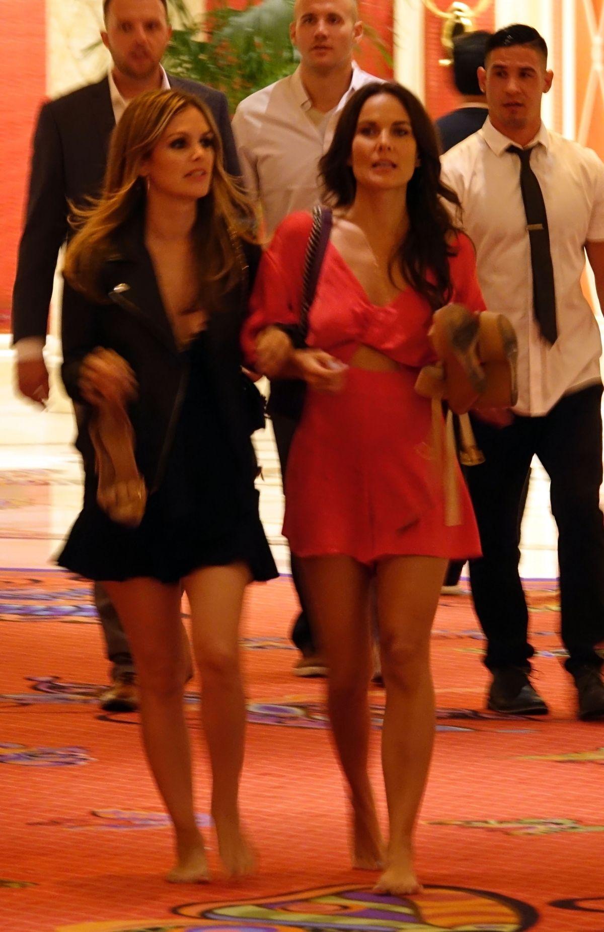 RACHEL BILSON Arrives Back to Her Hotel in Las Vegas 08/27/2017