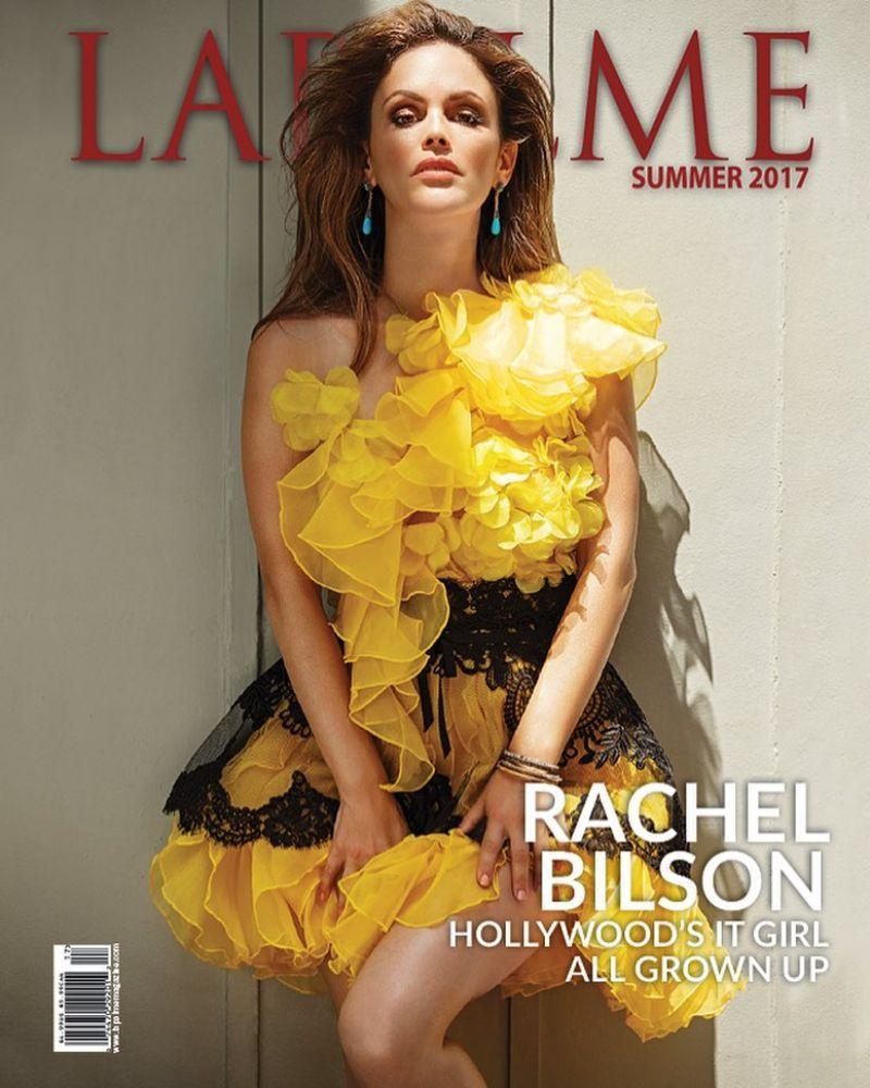 RACHEL BILSON for LaPalme Magazine, Summer 2017