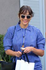 RASHIDA JONES at Instyle's Day of Indulgence Party in Brentwood 08/13/2017