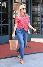 REESE WITHERSPOON at a Pharmacy in Los Angeles 08/25/2017
