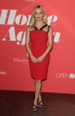 REESE WITHERSPOON at Home Again Premiere in Los Angeles 08/29/2017