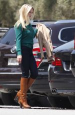 REESE WITHERSPOON on the Set of Big Little Lies 06/01/2017